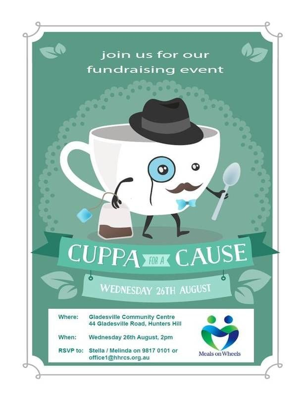Cuppa For a Cause