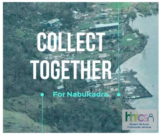 Collect Together for Nabukadra, Fiji