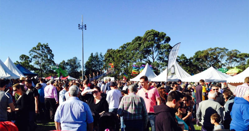 2016 Hunters Hill Food and Wine Festival