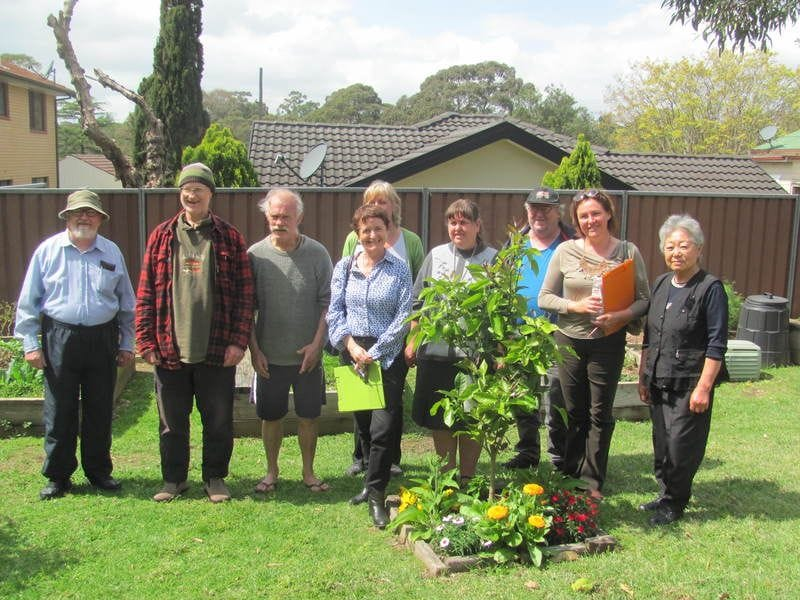 Celebrating the Community Garden Competition