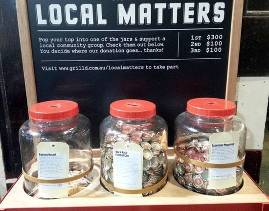 Thank You Local Matters