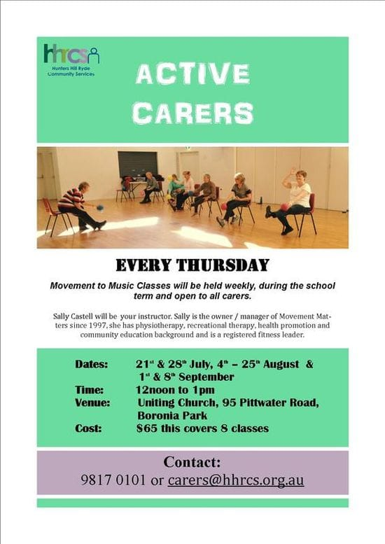 Active Carers