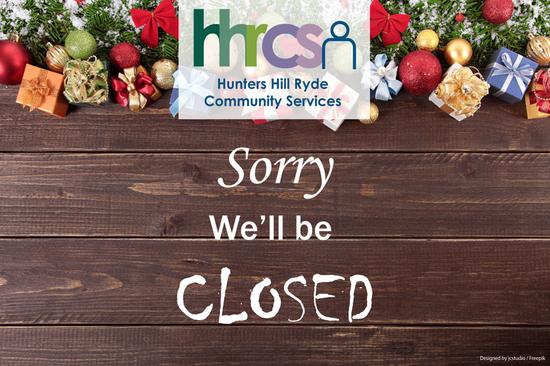 Christmas Closure 2016