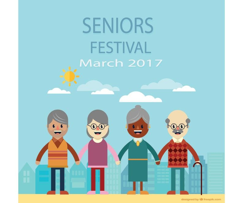 Local Seniors Festival Events 2017