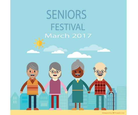 Local Seniors Festival Events 2017