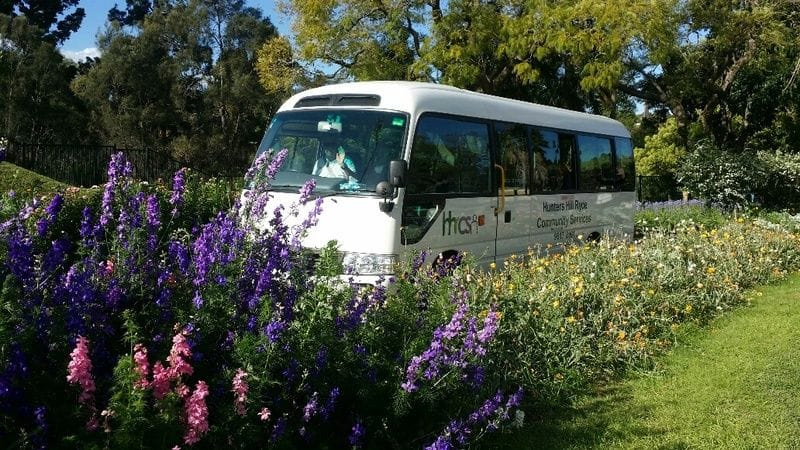 Check out our April social bus outings