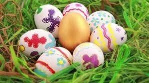 Easter Closure
