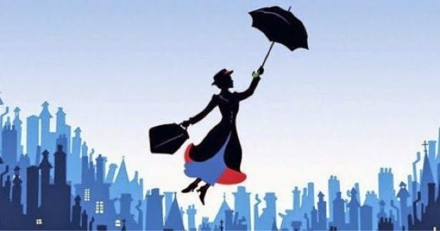 Mary Poppins Musical- Riverside Girls High School