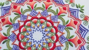 Masterclass in Embroidery With Alice
