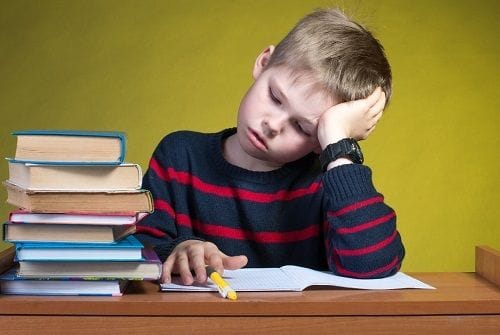How to reduce your child's stress at exam time