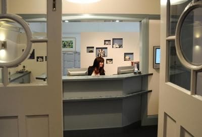 Office for our orthodontist in Pennant Hills