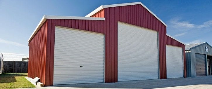 Hold Down System for Sheds at Garage World Townsville