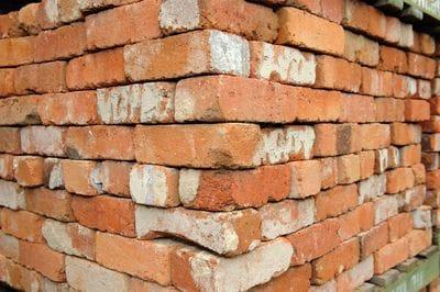 Handmade apricot bricks