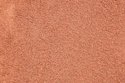 Red porous