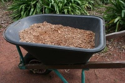 Loose mulch