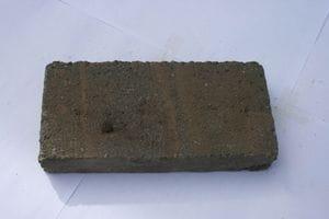 Grey Paver Bricks