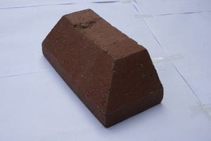 Capping Bricks