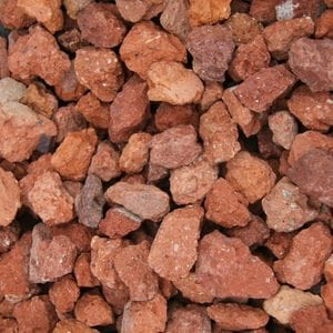 20mm Red Aggregate