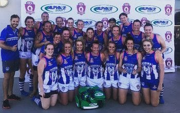 Another Women's Team for The Roos