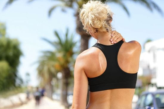 Breast size, Bra design and comfort during exercise