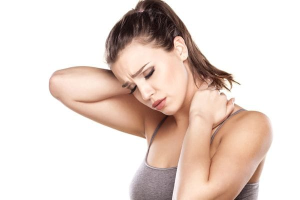 Research into the effect of posture on pain in some women