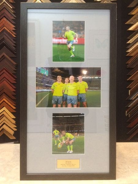 Multi-open Photo framing