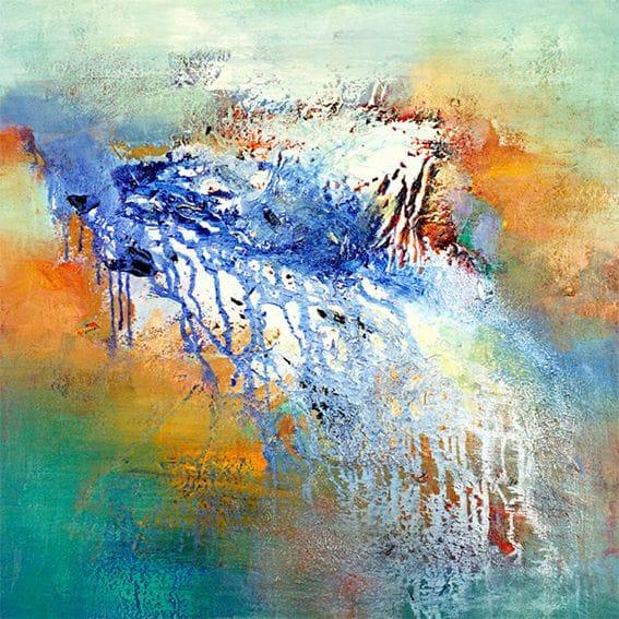 Coastal Swirl - Jan Neil