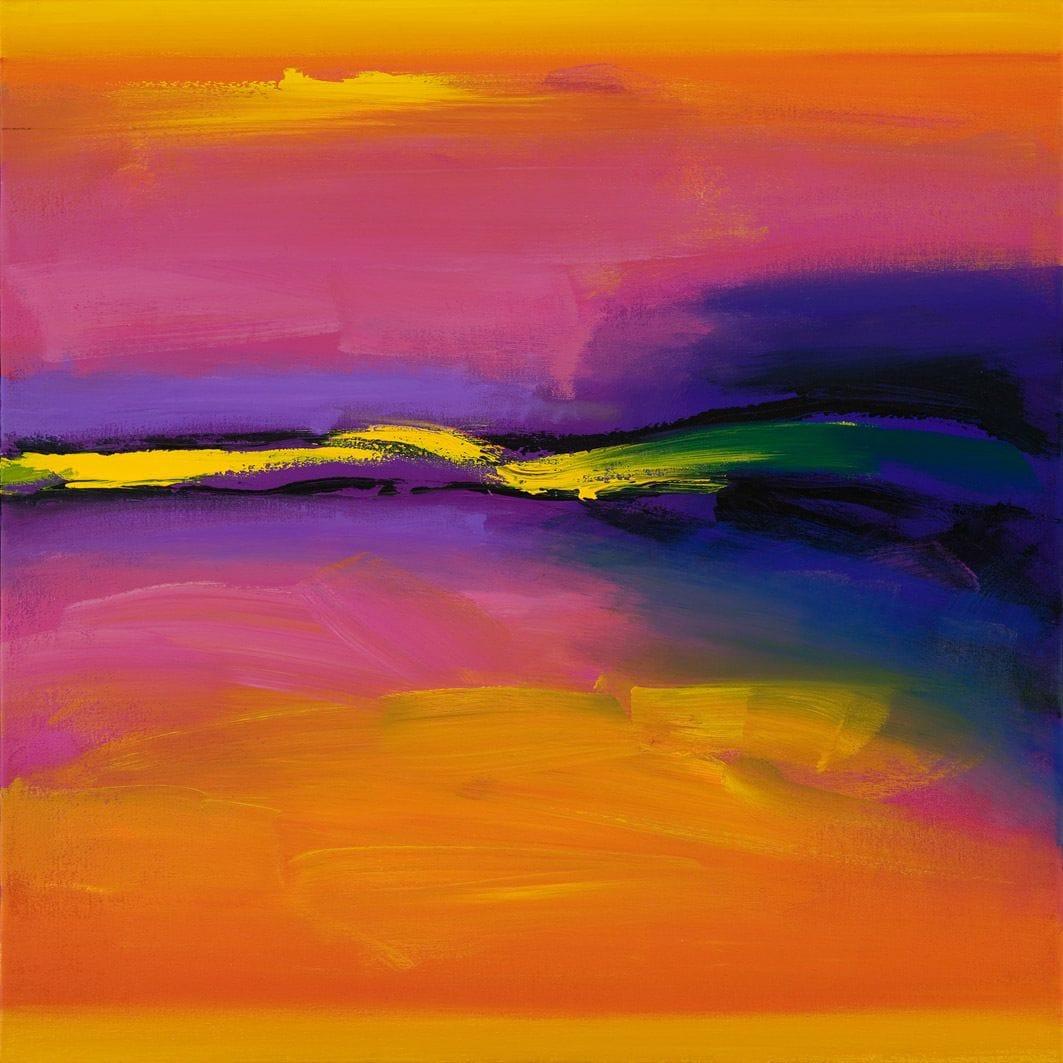 Colours-Yellow - Jan Neil