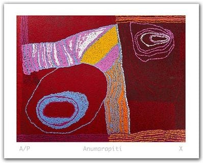 Anumarapiti II - Tommy Watson