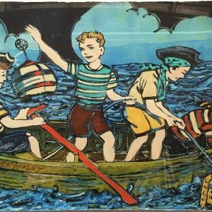 4 Young Pirates - David Bromley