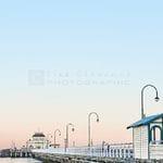 Sunrise St Kilda - Liza Clements
