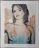 Thumbnail Cream Nude - Flowers - David Bromley