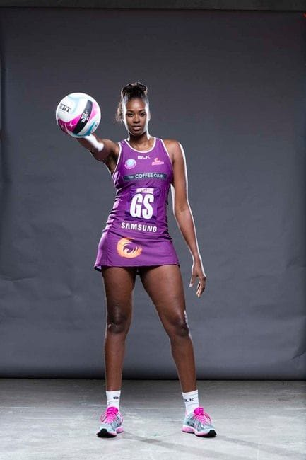 Netball Superstar Signs with M5 Management