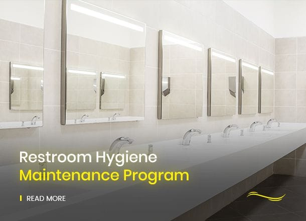 Restroom Hygiene Maintenance Program