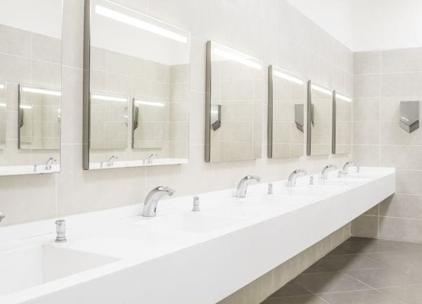 Bathroom Cleaning Services & Hygiene Maintenance