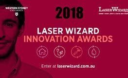 Prestigious Laser Wizard Innovation Award Enters Second