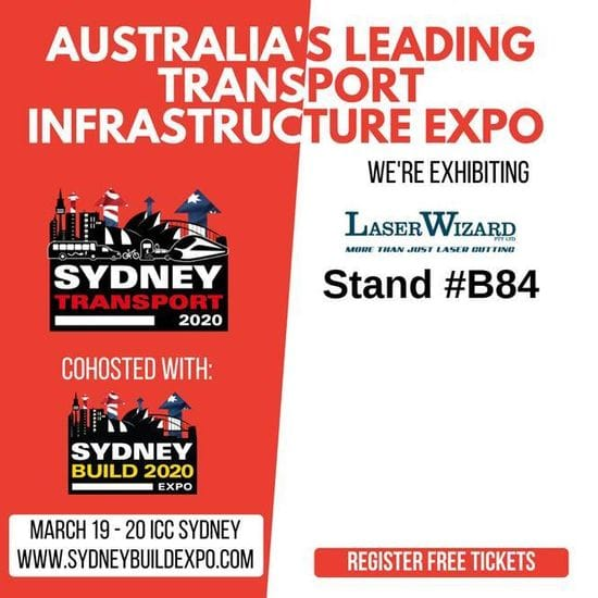 Laser Wizard to Attend Sydney Build Expo 2020