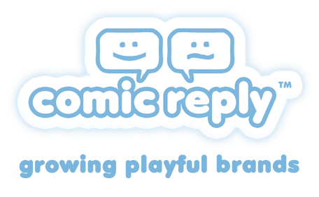 ComicReply: Growing Playful Brands