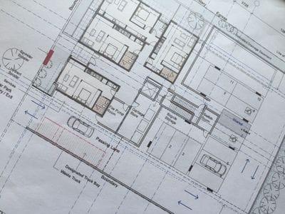 Landscape architecture plans
