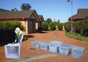 Glass Reinforced Concrete Pits and Risers (GRC)