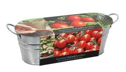 SC-9052 WINDOWSILL TIN GARDENS - Natural