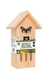 Bee and Butterfly Homes