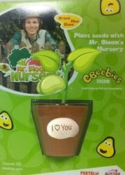 SC-9074 MAGIC BEANS - GARDENcard