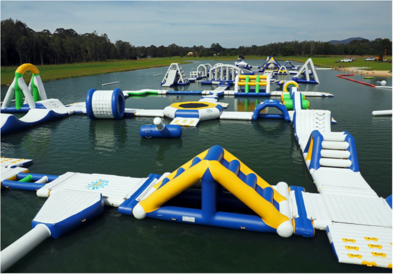 Stoney Aqua Park: Fun For The Whole Family