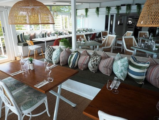 Coastal Luxe, Water Views + Fine Seafood Dining at the Whalebone Wharf