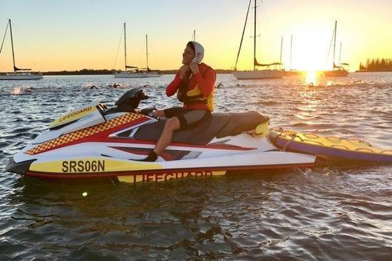 summer season with james turnham port macquarie head lifeguard