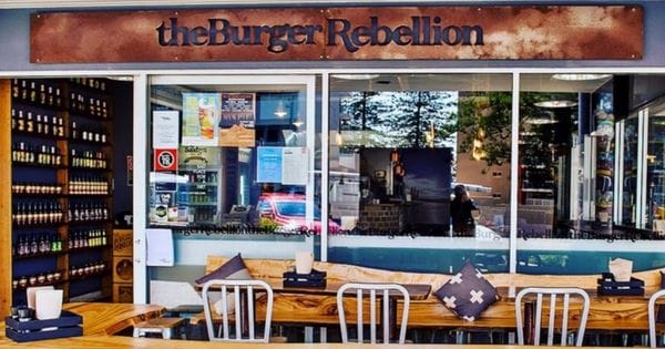 Burger Rebellion