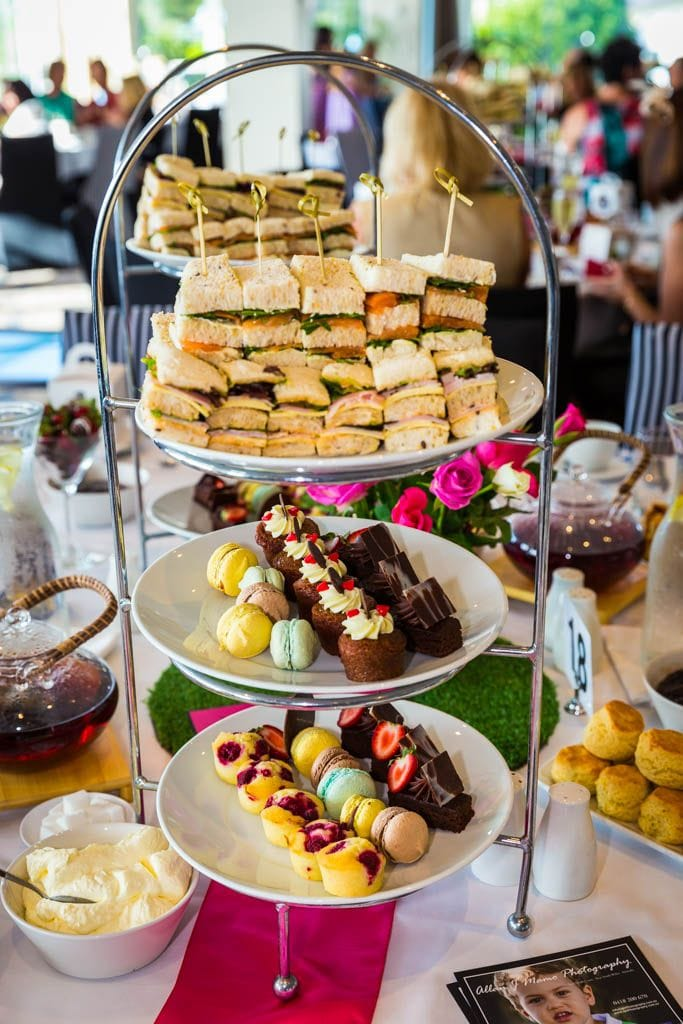High Tea on the Hastings at Rydges