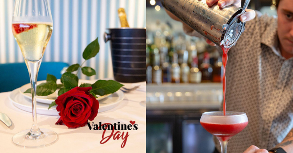 The Westport Club Valenties Day