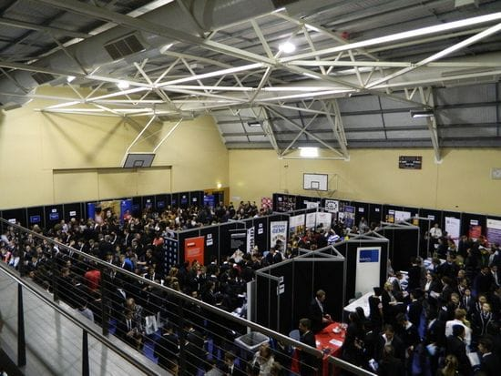 Year 10-12 Careers Expo is tonight...